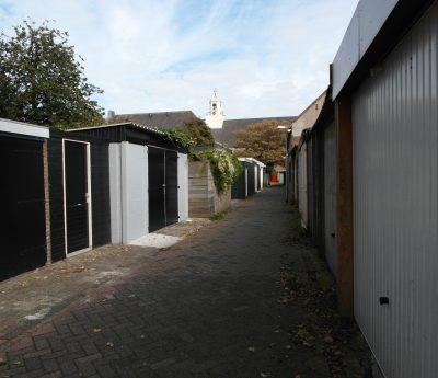Steeg tussen Kerkgracht en Emmastraat
