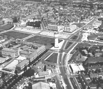 Luchtfoto Oud Den Helder