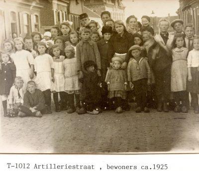 Artilleriestraat