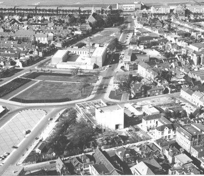 Luchtfoto Centrum Den Helder