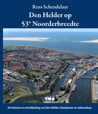 Den Helder op 53° Noorderbreedte