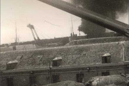 De luchtoorlog boven Den Helder – Lezing (inmiddels verlopen).