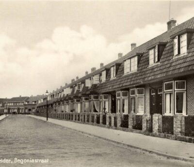 Begoniastraat