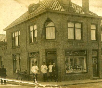 Van der Duyn van Maasdamstraat