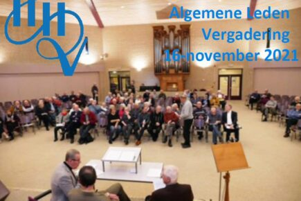 Algemene Leden Vergadering (ALV) 2021 16-november-2021